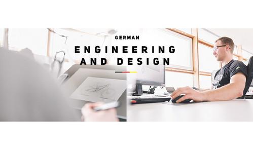 German Engineering and Design 德国基因,美利达R&D研发中心